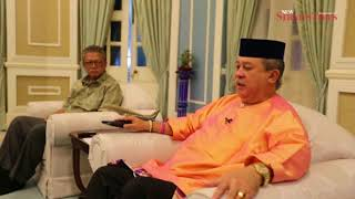 Johor ruler supports ICJ revision application