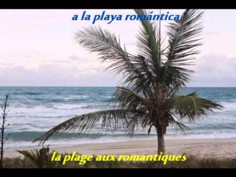 La plage aux romantiques sub Francés / Español