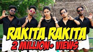 Rakita Rakita Dance Cover – Jagame Thandhiram | Choreography | Dhanush | Santhosh Narayanan