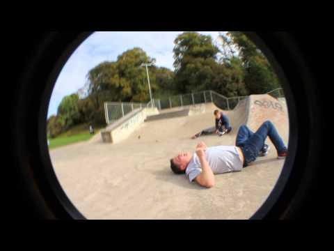 Alastair Ingram at Kirkintilloch Skatepark