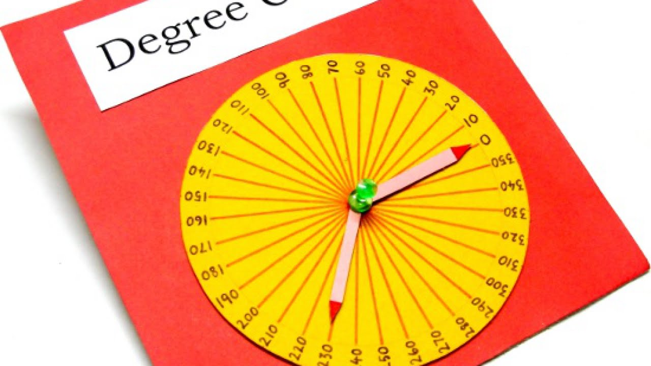 Make a Clever Kids Degree Clock DIY Home Guidecentral YouTube