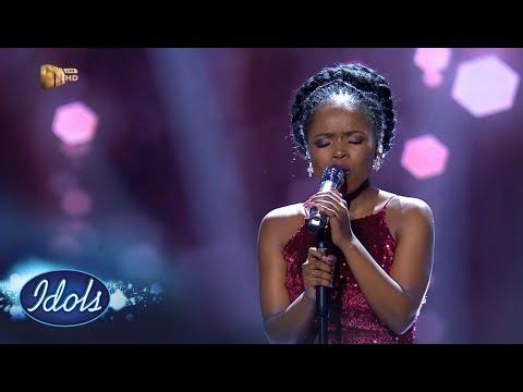 Top 5 Reveal: Yanga – 'I Will Always Love You' – Idols SA  Mzansi Magic
