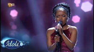 Top 5 Reveal: Yanga – 'I Will Always Love You' – Idols SA | Mzansi Magic