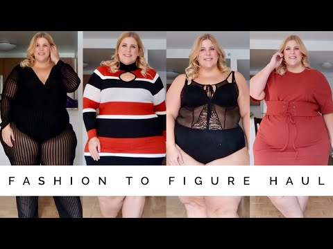 Fashion to Figure: Affordable Plus Size Holiday Haul