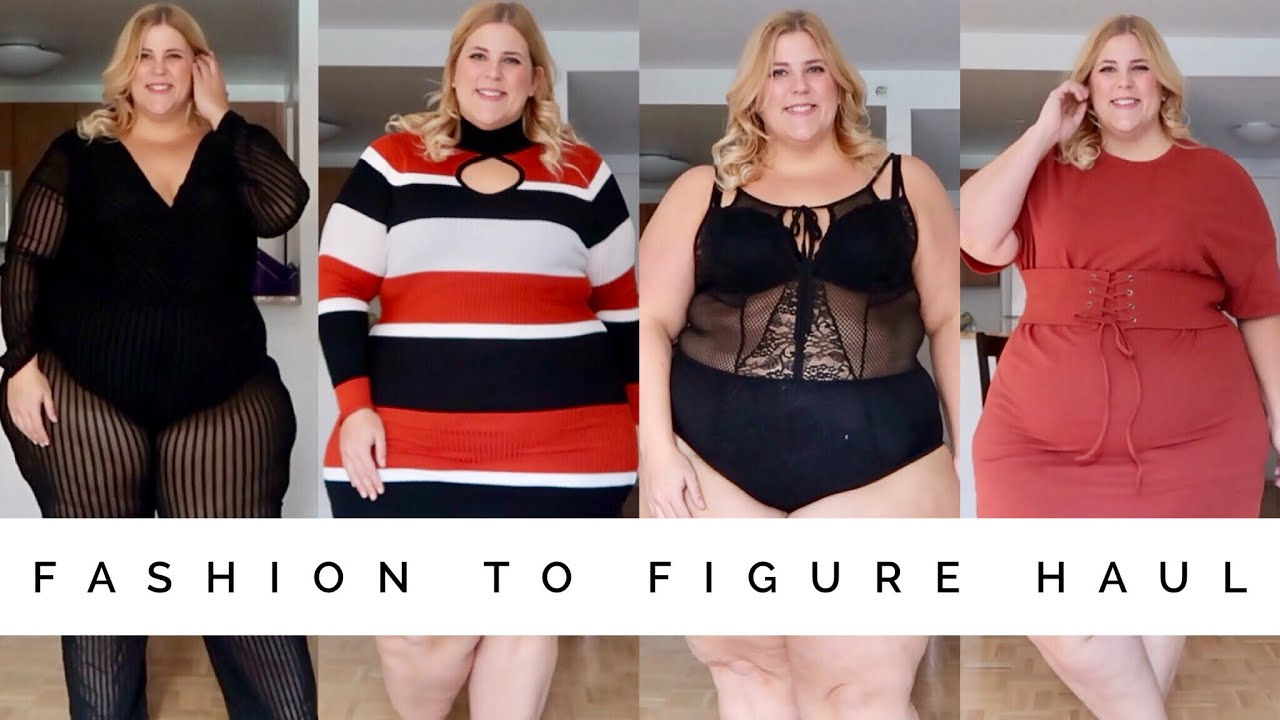 c619a82de6b Fashion to Figure  Affordable Plus Size Holiday Haul - YouTube