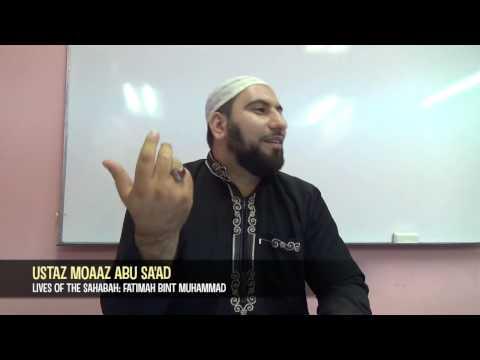 Lives Of The Sahabah: Fatimah Bint Muhammad