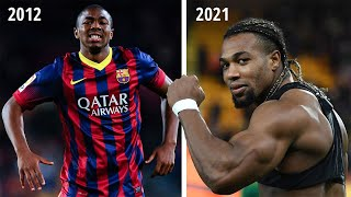 ADAMA TRAORÉ BODY TRANSFORMATION | 2012-2020 HD