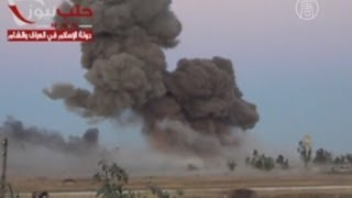 Повстанцы Сирии атаковали воздушную базу Асада (новости)