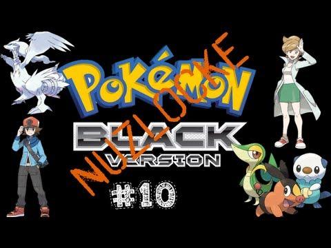 Pokemon Black Nuzlocke Challenge - Part 10 - Treasure Hunting