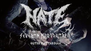 Hate – Seventh Manvantara (GUITAR PLAYTHROUGH)