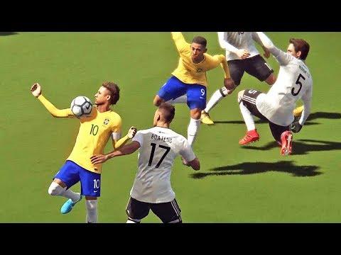 Revanche: Brasil Vs Alemanha - Pro Evolution Soccer 2018 - PES 2018 (PS4)
