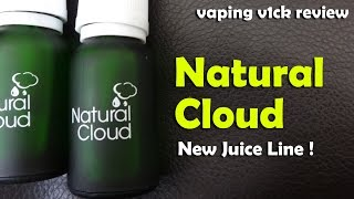 Natural Cloud - New Juice Line Review