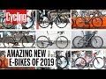 Amazing E-Bikes of 2019 | Cycling Weekly