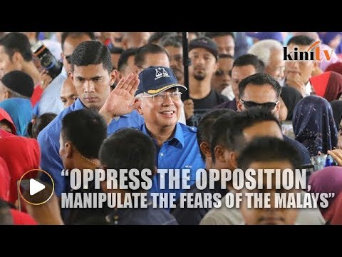 The Jakarta Post compares Najib to Suharto, highlights 'manipulative tactics'