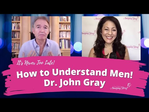 How To Understand Men! - Dr. John Gray - Dating Advice for Women Over 40 from YouTube · Duration:  1 hour 3 minutes 29 seconds
