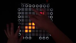 Marshmellow - Moving On (Launchpad Pro cover)