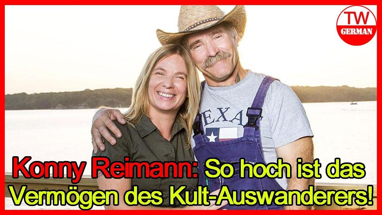 Konny Reimann Vermögen