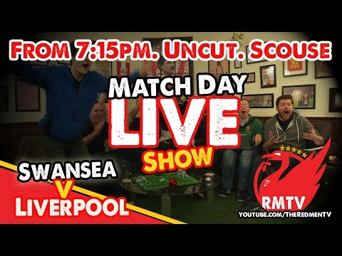 Swansea v Liverpool: LIVE Match Day Show