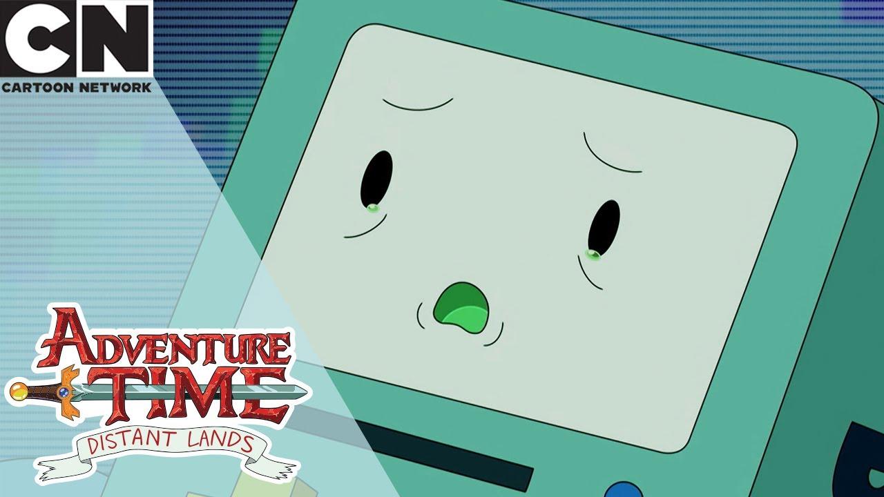 Adventure Time: Distant Lands   BMO Dies   Cartoon Network UK 🇬🇧
