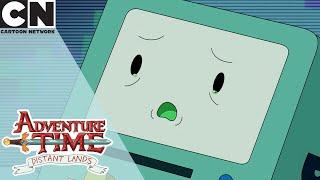Adventure Time: Distant Lands | BMO Dies | Cartoon Network UK