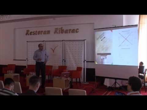 """Danube IT 2012 - Brent Townshend """"Innovation driven entrepreneurship"""""""
