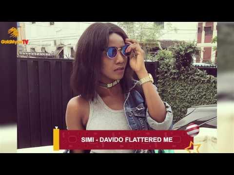 SIMI - DAVIDO FLATTERED ME