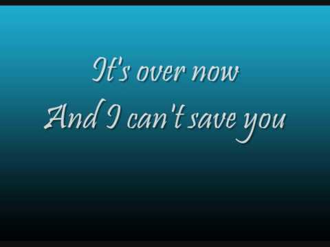 Busted - Over Now (Lyrics) (HQ)