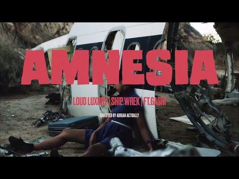 Смотреть клип Loud Luxury & Ship Wrek Ft. Gashi - Amnesia