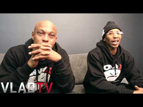 Fredro Starr of Onyx Gets Upset When Asked About 50 Cent