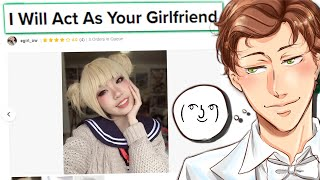 Buying A Girlfriend On Fiverr