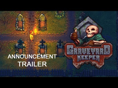 Graveyard Keeper Announcement Trailer