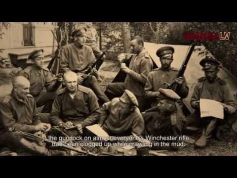 """Latviešu strēlniekiem 100. Dokumentālā filma """"Zem latviešu karogiem. Varoņu dzimšana"""""""