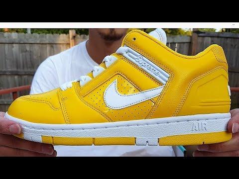 88763441d304 Nike SB Air Force 2 Low x Supreme