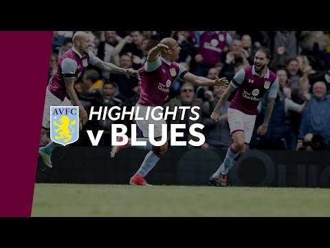 Aston Villa 1-0 Birmingham City | Highlights