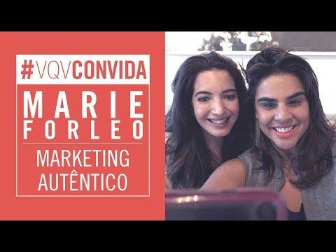 Como criar uma vida e um trabalho que você ama - Marie Forleo #VQVConvida