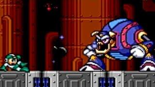 Mega Man: The Wily Wars - Wily Tower (Genesis) Playthrough  - NintendoComplete