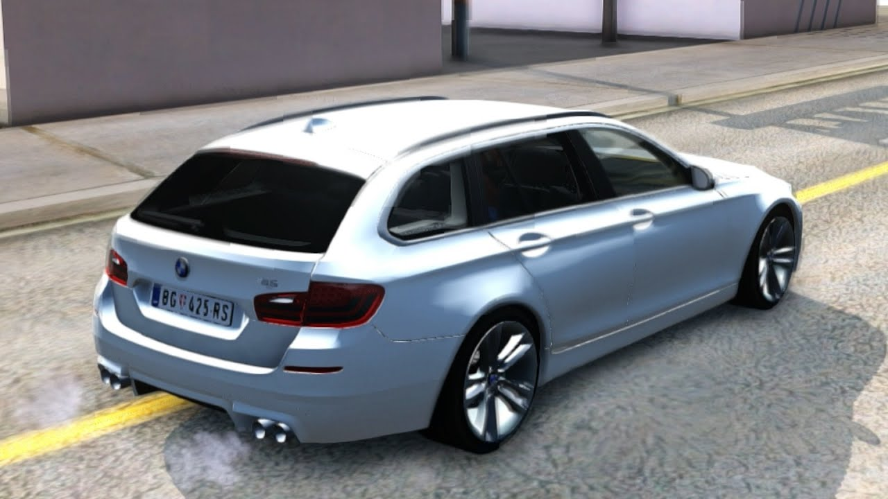 bmw m5 f11 touring 17 new cars vehicles 7 to gta san. Black Bedroom Furniture Sets. Home Design Ideas
