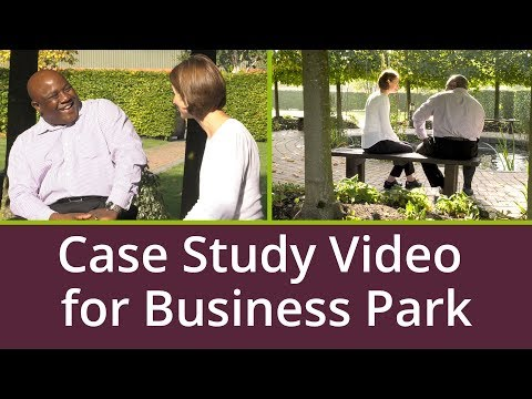 Case Study for Business park Oxfordshire | Jennings | GingerVideo | Video Production Company
