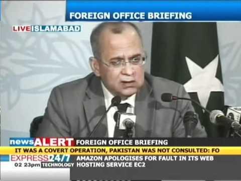 Pakistan clarifies mystery surrounding Osama bin Laden's killing