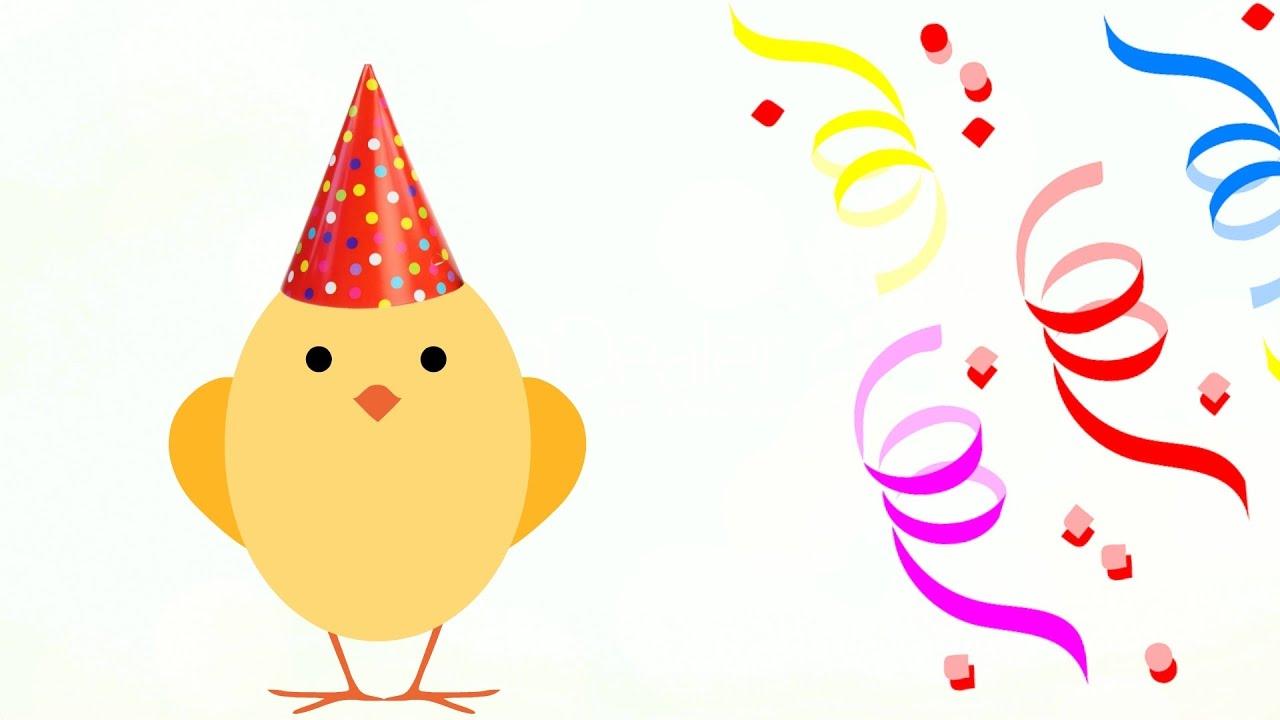 Cancion Feliz Cumpleanos Para Dedicar Animado Para Ninos Infantil