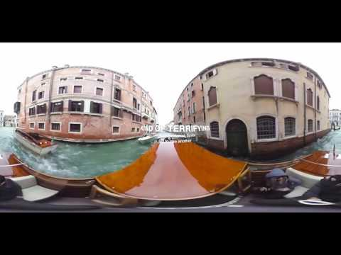 ITALY • 360 VIEW of the Grand Canal!