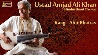 Ustad Amjad Ali Khan | Pt. V. G. Jog | Hindusthani Classical Instrumental | Sarod & Violin