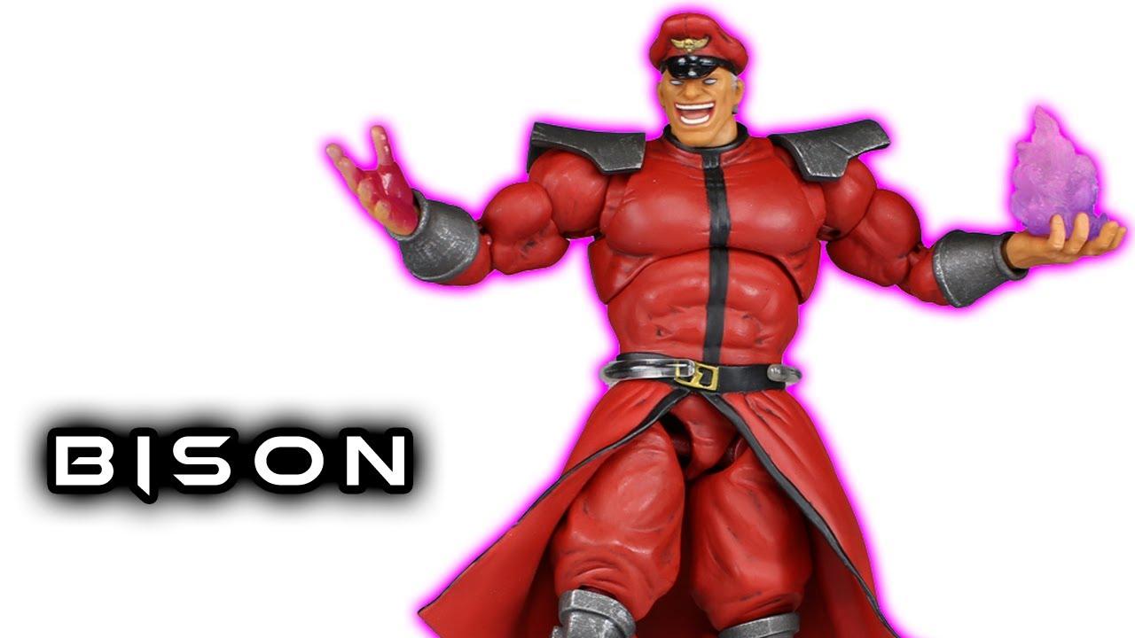 Storm Collectibles M Bison Vega Street Fighter V Action Figure