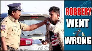 Robbery in Public Place (Went Wrong with Police) | Comment Trolling Dares | Vinay Kuyya