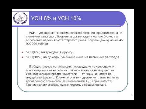 Выбор системы налогообложения: ЕНВД;УСН;ОСНО