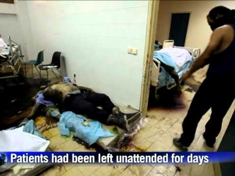 Tripoli hospital horror as patients die untreated