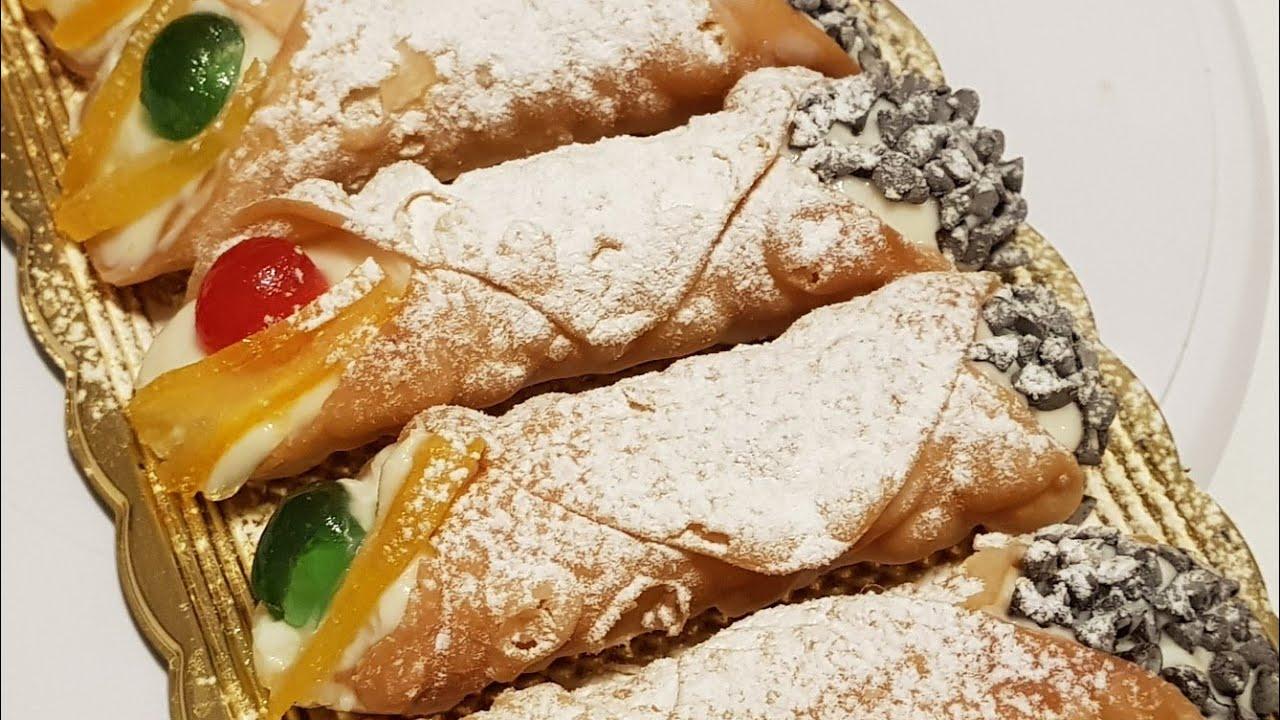 Cannoli siciliani, la ricetta originale spiegata passo passo