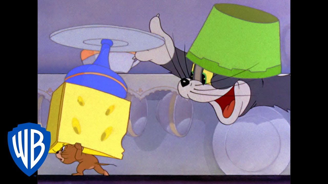 Tom y Jerry en Español | Robo del queso a medianoche | WB Kids