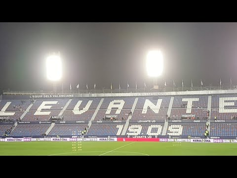 LIVE POST LEVANTE - ATLÉTICO DE MADRID
