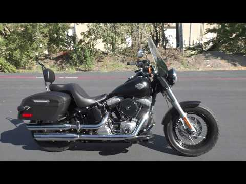 049485 - 2012 Harley Davidson Softail Slim   FLS - Used motorcycles for sale